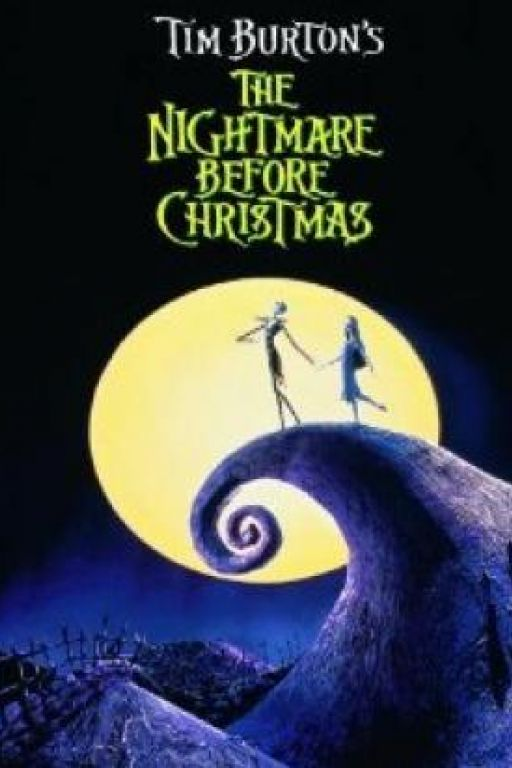 Nightmare Before Christmas - The Nightmare Before Christmas DVD3418
