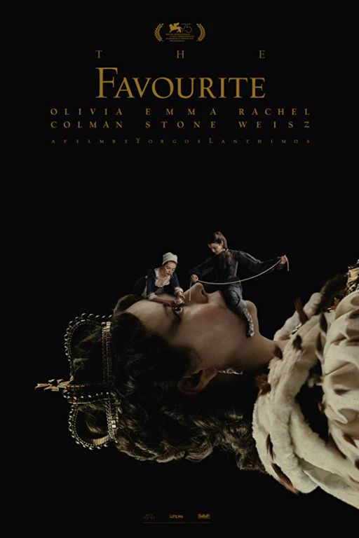 The Favourite DVD10505 Image