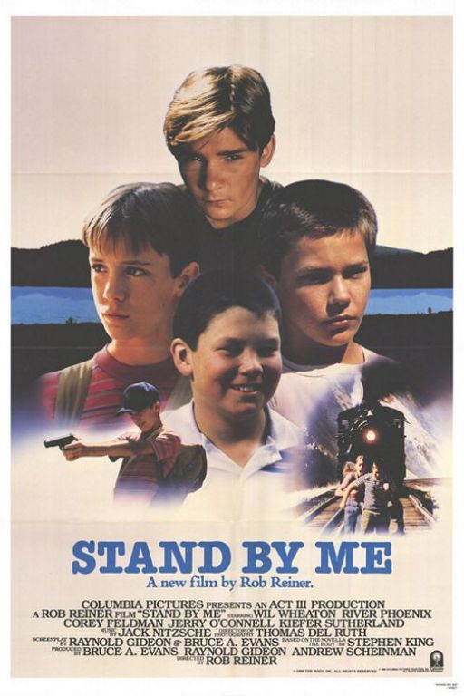 Stand by Me DVD659 Image