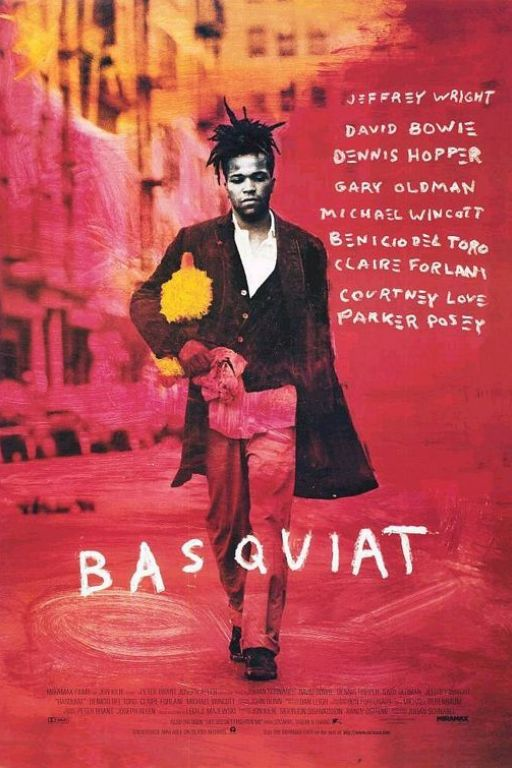 Basquiat (1996) (Rating 8,1) DVD311