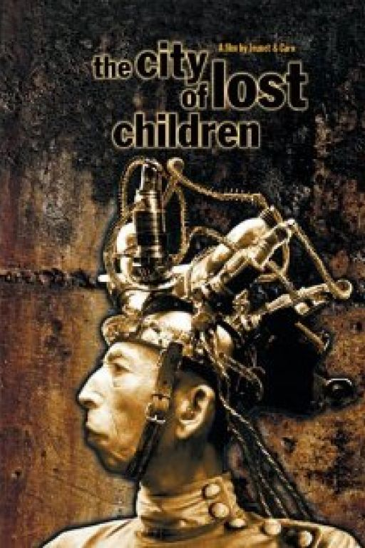 The City of Lost Children - Die Stadt der verlorenen Kinder - La cité des enfants perdus (Rating 8,0) DVD1697