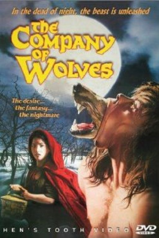 Zeit der Wölfe - The Company of Wolves DVD1696