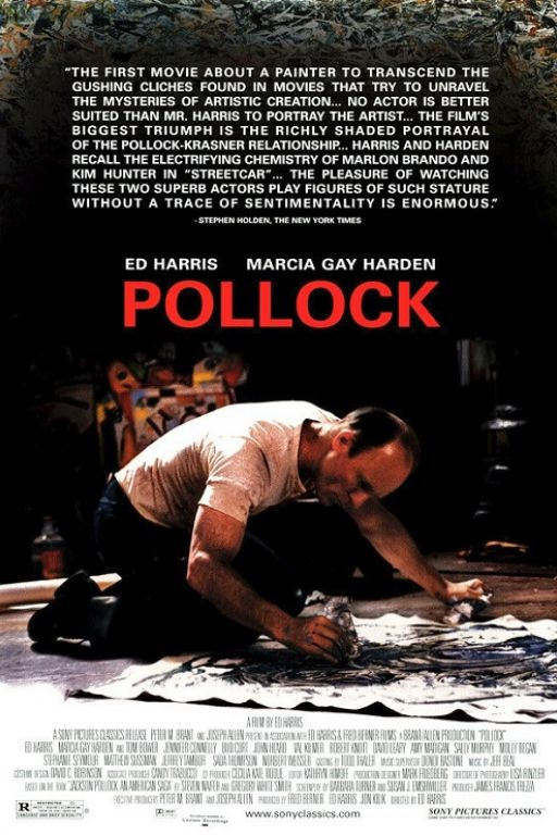 Pollock (2000) (Rating 7,3) DVD706