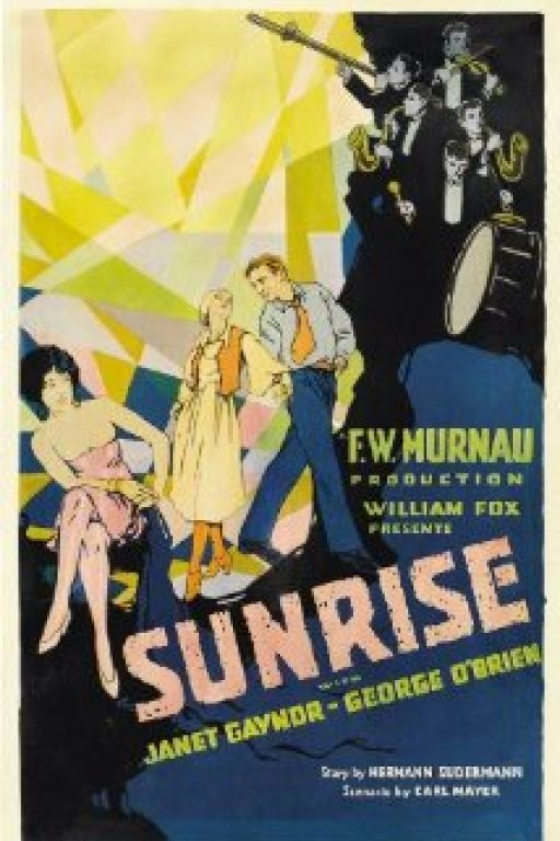 Sonnenaufgang - Sunrise: A Song of Two Humans (Rating 8,9) DVD3875
