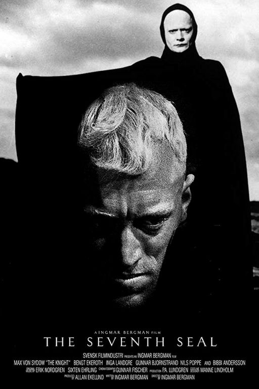 The Seventh Seal - Das siebente Siegel - Det sjunde inseglet (1957) (Rating 9,0) DVD1000