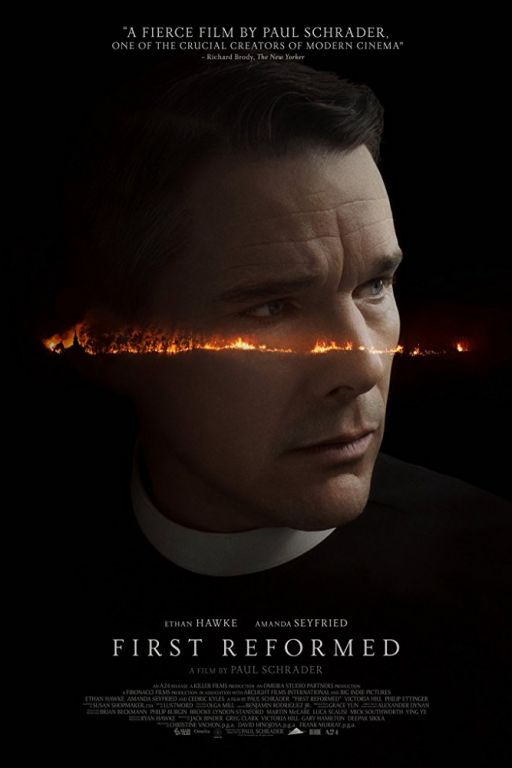 First Reformed DVD10507 Image