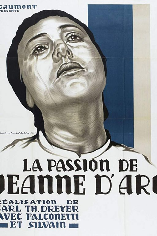 The passion of Joan of Arc - Johanna von Orléans - La passion de Jeanne d'Arc (1928) (Rating 9,0) (OmeU) DVD9089