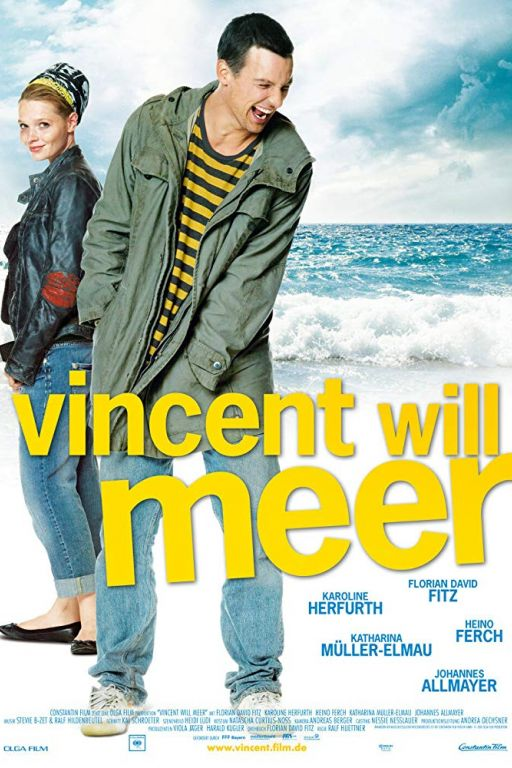 Vincent Wants to Sea - Vincent will Meer (2010) (Rating 7,3) DVD2140