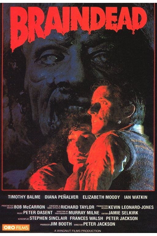 Braindead (1992) (Rating 8,0) DVD-