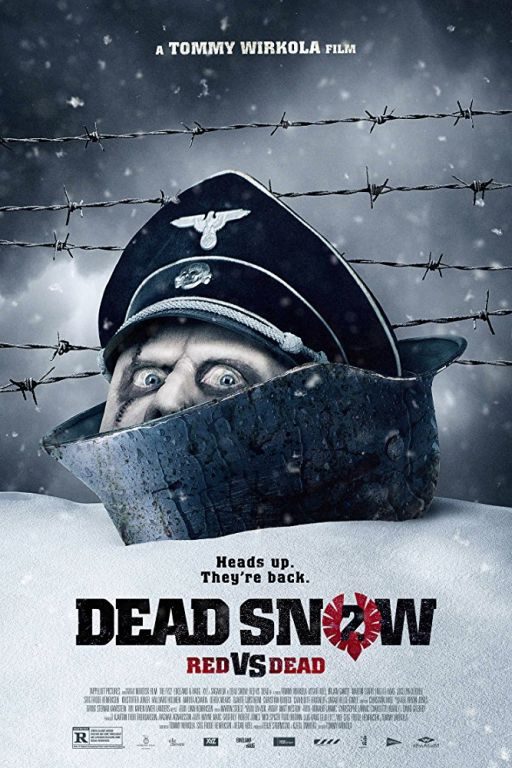Dead Snow - Red vs. Dead - Død snø 2 (2014) (Rating 7,2) DVD7905