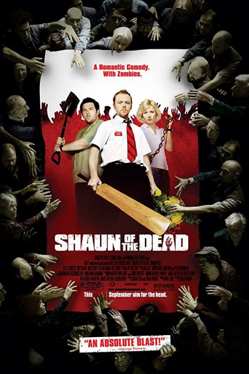 Shaun of the Dead (2004) (Rating 7,9) DVD1800