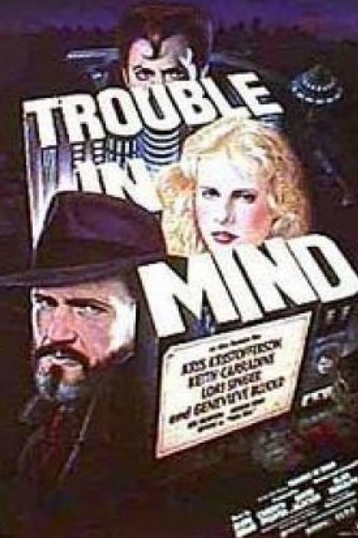 Trouble In Mind DVD9950