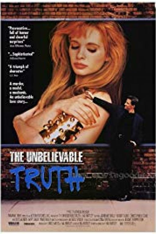 The unbelievable truth DVD7566