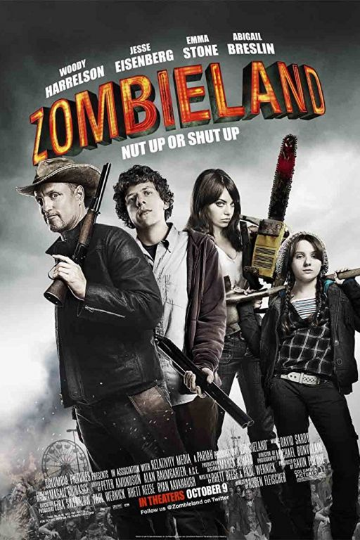 Zombieland (2009) (Rating 7,9) DVD9606