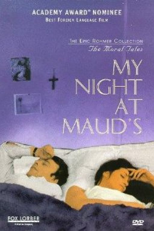 My Night with Maud - Meine Nacht bei Maud - Ma nuit chez Maud (Rating 9,0) DVD3864