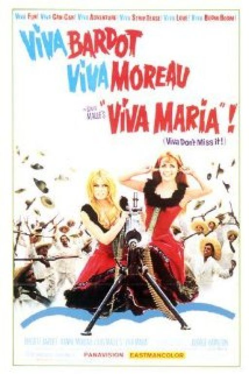 Viva Maria (Rating 7,7) (Code 1) (OmeU) DVD3154