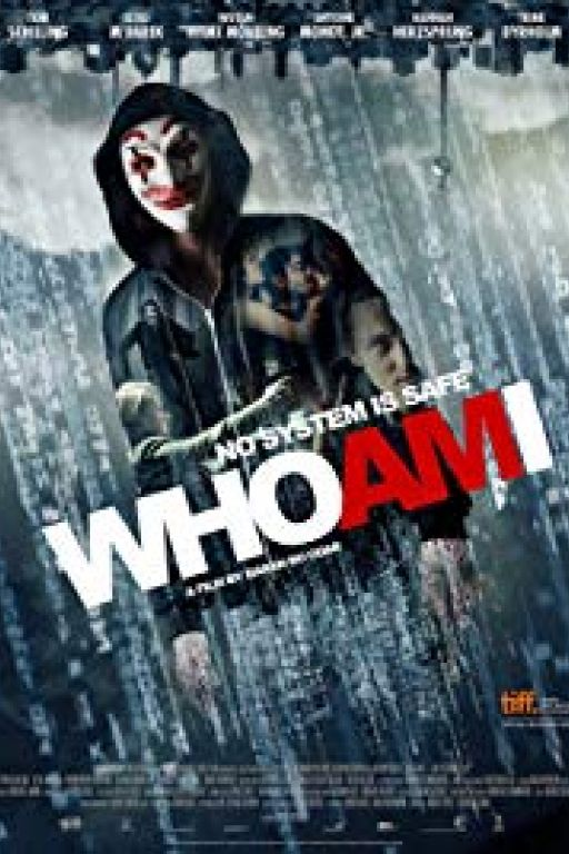 Who am I - Kein System ist sicher (2014) (Rating 7,5) DVD8520