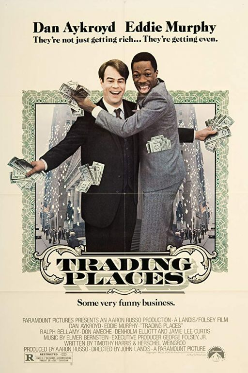 Die Glücksritter - Trading Places (1983) (Rating 8,9) DVD1220