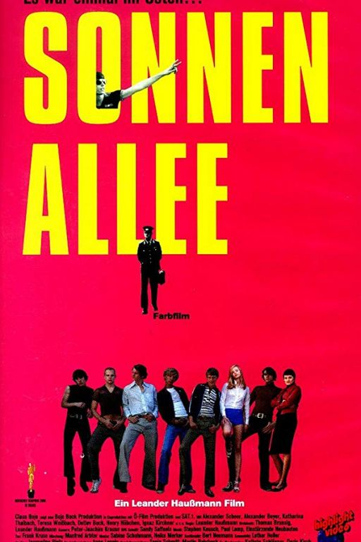 Sun Alley - Sonnenallee (1999) (Rating 7,5) DVD1601