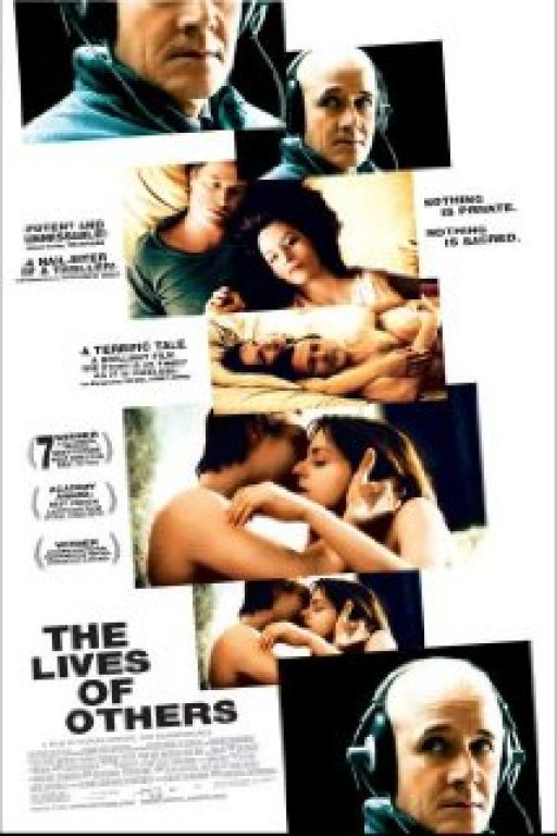 The Lives of Others - Das Leben der Anderen (Rating 9,0) (OmeU) DVD6885