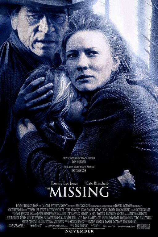 The Missing (2003) (Rating 7,3) DVD1891