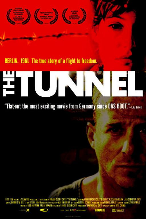The Tunnel - Der Tunnel (2001) (Rating 7,3) DVD5442