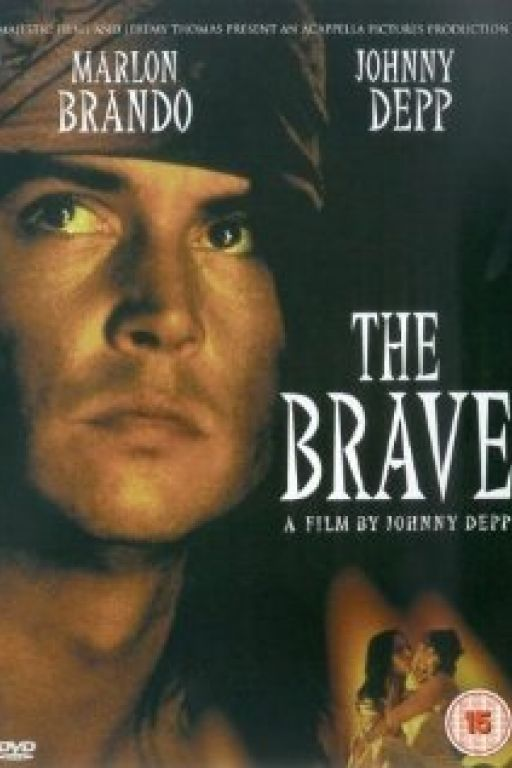 The brave (1997) (Rating 7,4) DVD4794