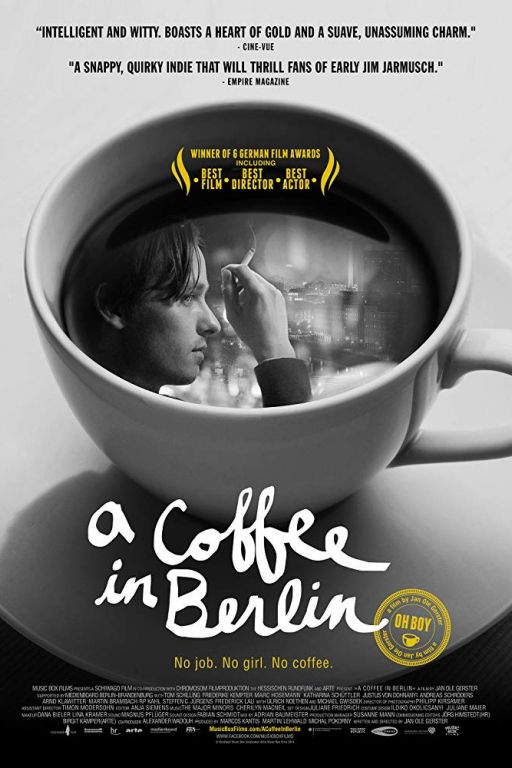 Coffee In Berlin - Oh Boy (2012) (Rating 7,8) DVD8110+7141