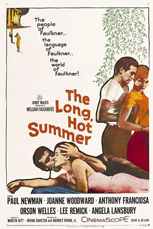 Der lange heisse Sommer - The long hot summer (1958) (Rating 8,0) (OF) DVD4925