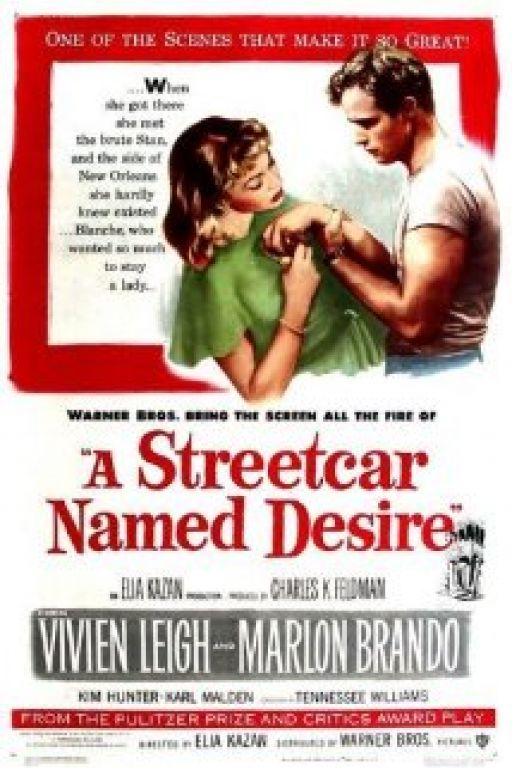 Endstation Sehnsucht - A Streetcar Named Desire (Rating 9,1) DVD3644