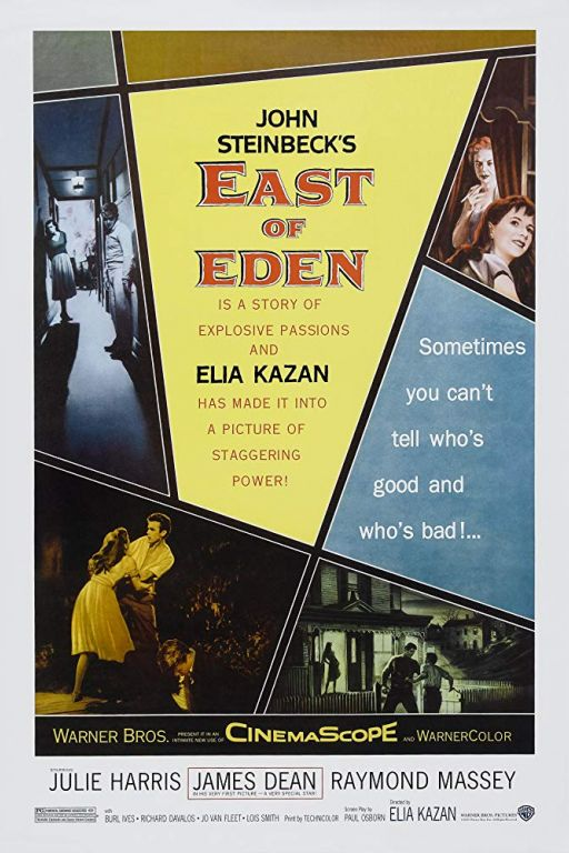 Jenseits von Eden - East of Eden (1955) (Rating 8,9) DVD2420
