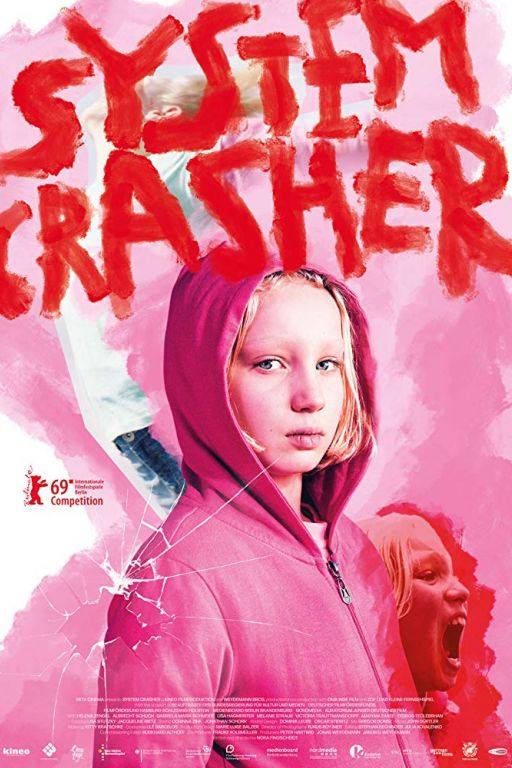 System Crasher - Systemsprenger (2019) (Rating 7,5) (Coming Soon on DVD at Filmkunstbar Fitzcarraldo)