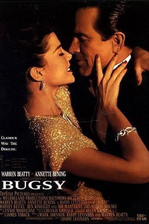 Bugsy (1991) (Rating 7,3) DVD1165