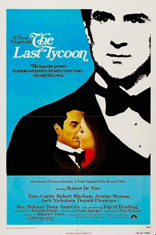 Der letzte Tycoon - The Last Tycoon (1976) (Rating 8,3) DVD5165