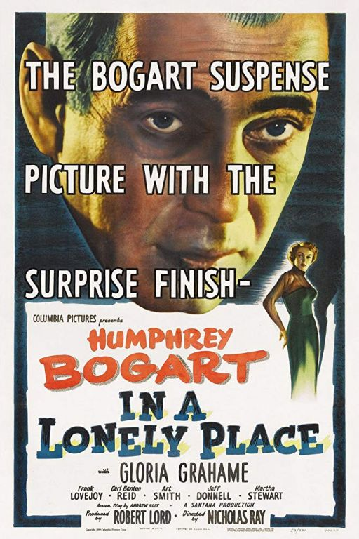 In a lonely place (1950) (Rating 8,5) (OmeU) DVD6533