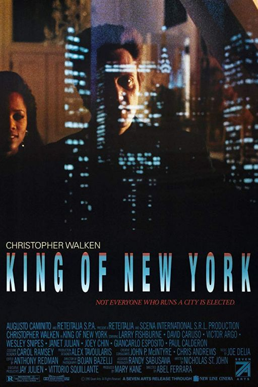King of New York (1990) (Rating 8,3) (OF) DVD3826