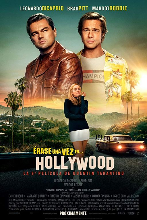 Once Upon a Time in Hollywood DVD10581 Image