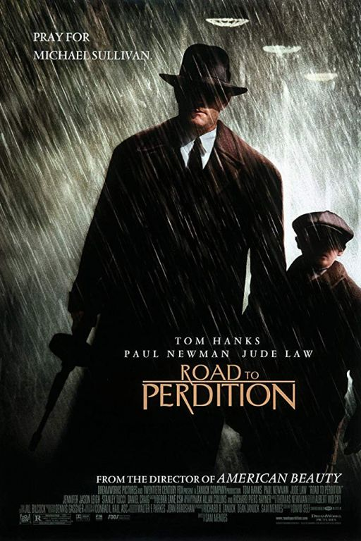 Road to Perdition (2002) (Rating 7,7) DVD2062