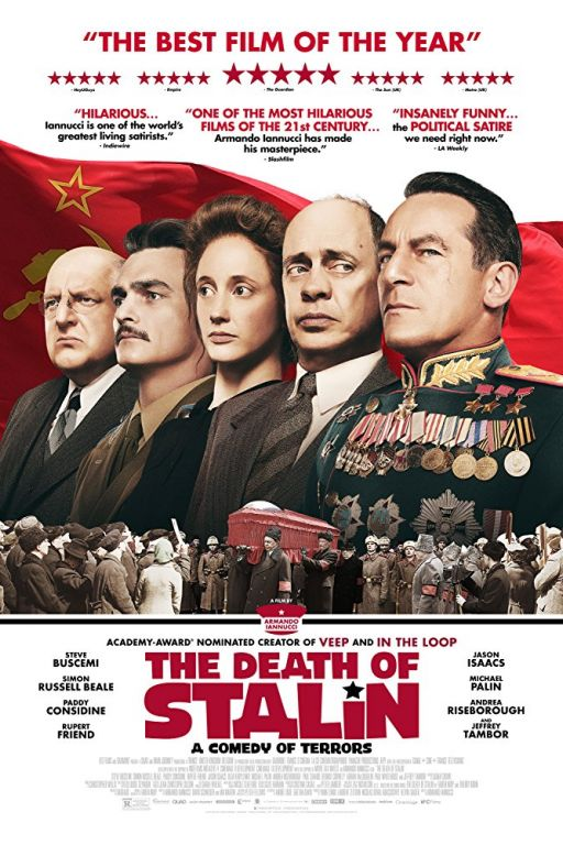 The Death Of Stalin (2017) (Rating 8,0) DVD10209