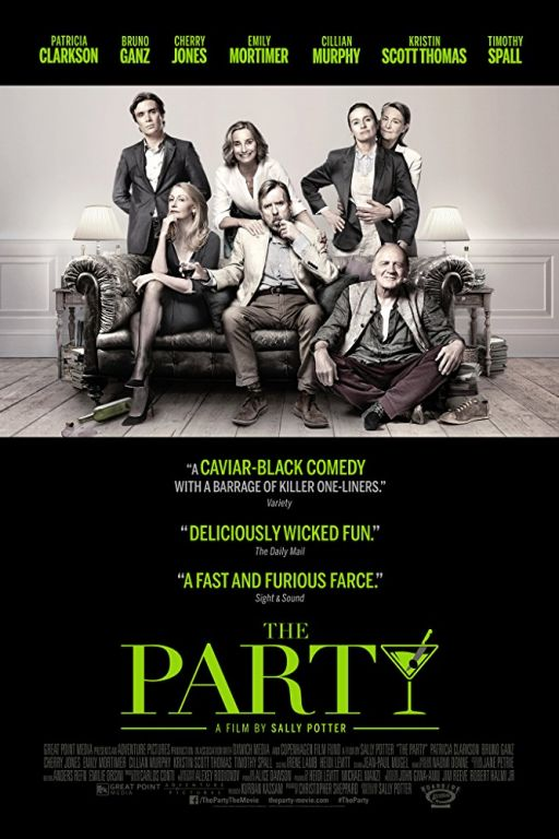 The Party (2017) (Rating 8,0) DVD10.124