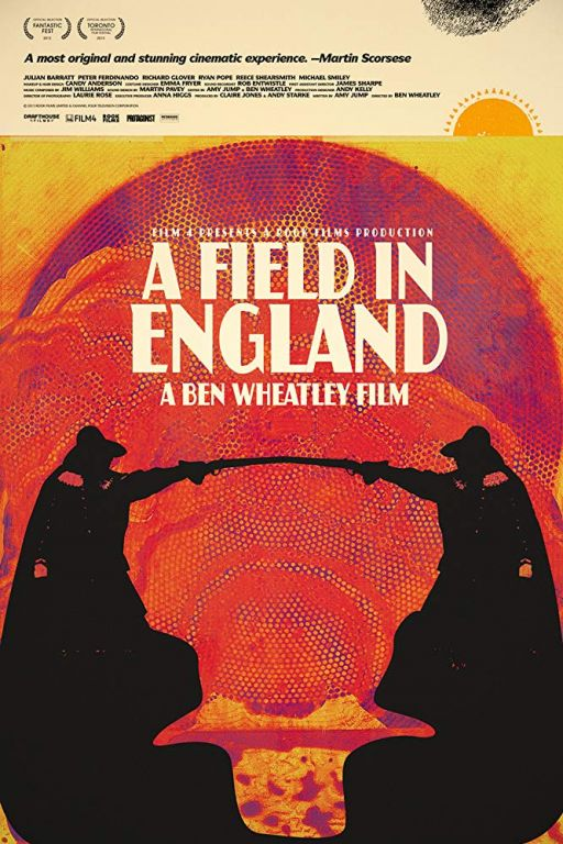 A field in England (2013) (Rating 8,0) DVD3228