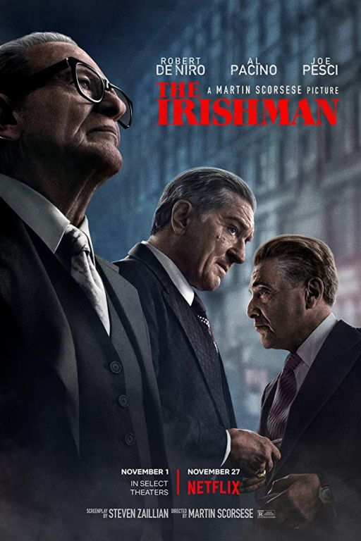 The Irishman (DVD soon!) Image