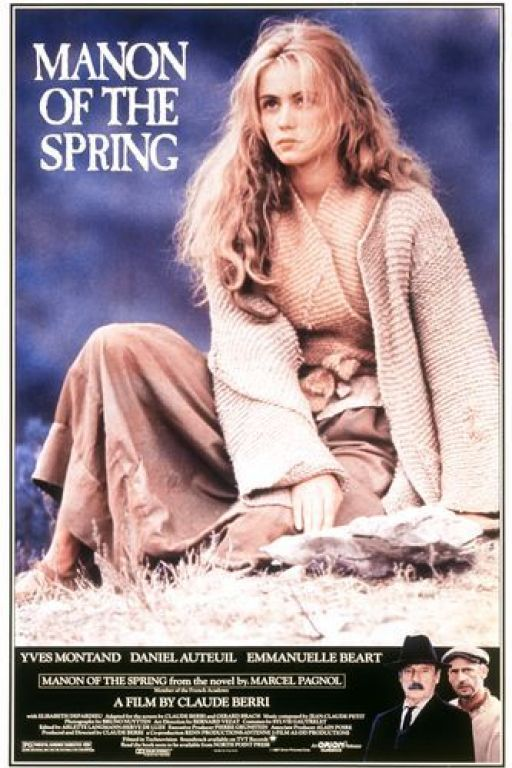 Manon of the Spring - Manons Rache - Manon des sources (1986) (Rating 8,5) DVD482