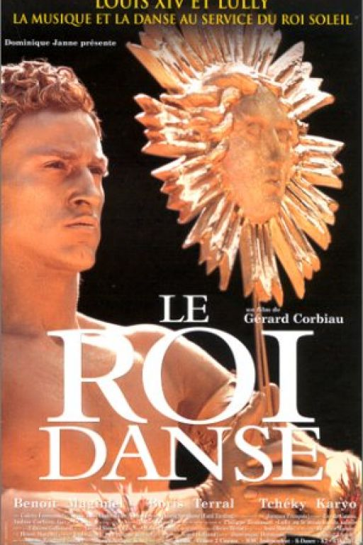 The King Is Dancing - Der König tanzt - Le roi danse (2000) (Rating 7,7) DVD -