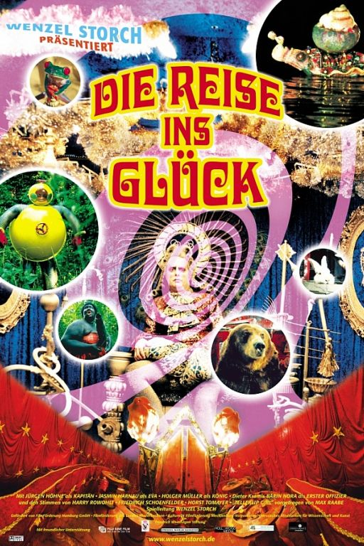 A Journey Into Bliss - Die Reise ins Glück (2004) (Rating 8,3) DVD8531