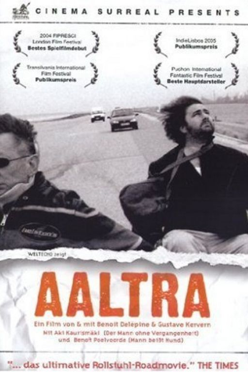 Aaltra (2004) (Rating 8,1) (OmeU) DVD7863