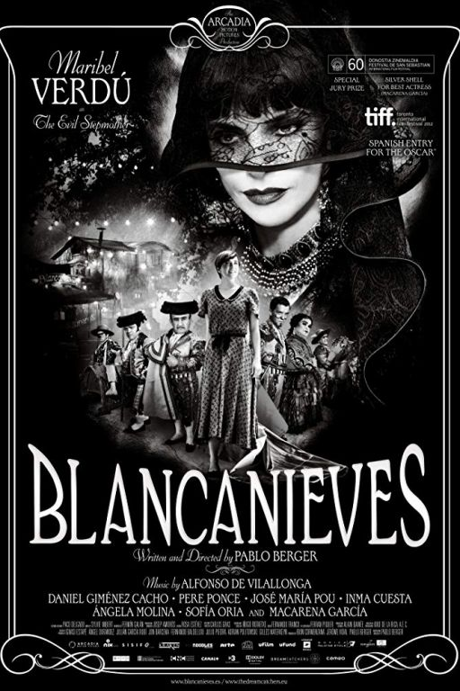 Blancanieves (2012) (Rating 7,8) (OmeU) DVD7314