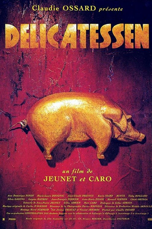 Delicatessen (Rating 8,5) DVD61