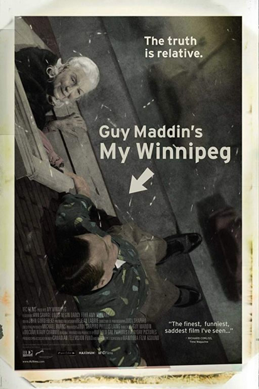 My Winnipeg (2007) (Rating 8,5) (OF) DVD8030