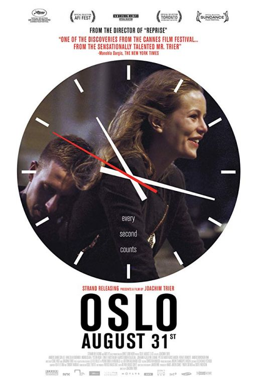 Oslo, 31. august (2011) (Rating 8,0) DVD8228
